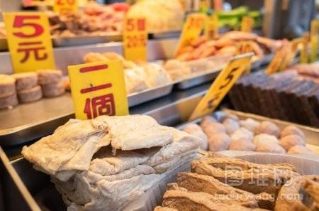 盘子里的台湾炸鸡
