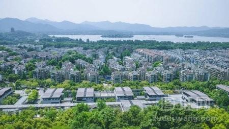 从吴山山巫山杭州中国
