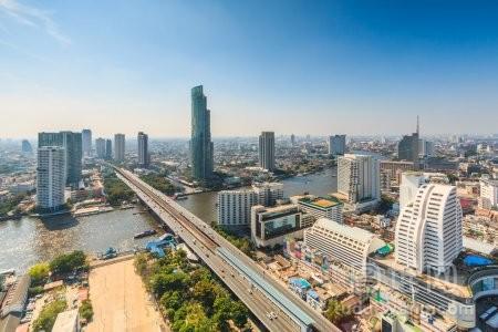 曼谷城市风光