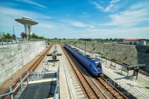 瑞典火车站