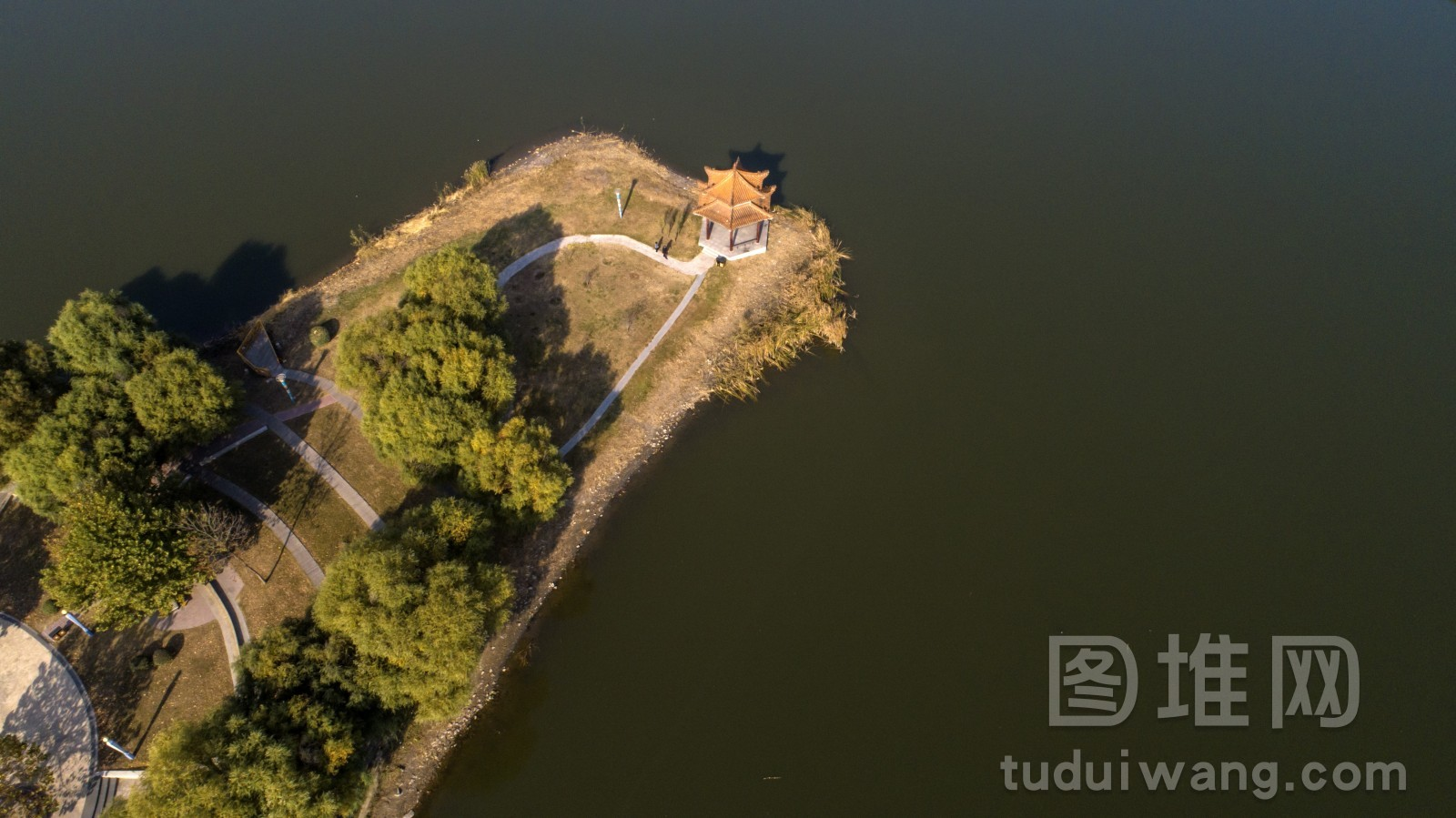 河北滦南北河公园风光