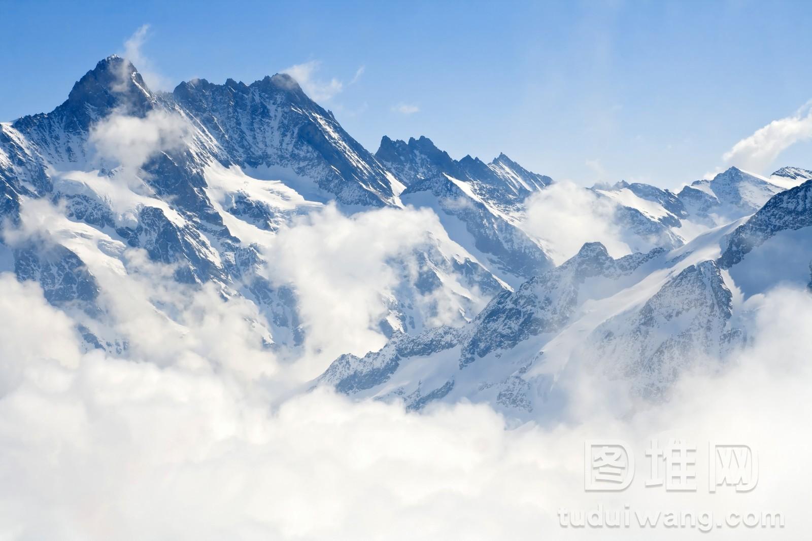 神圣的高山